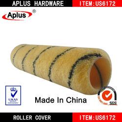 "9"" acrylic roller cover hotmelt roller cover"
