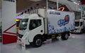 dong feng eq5040xlc9bddac 4x2 camión frigorífico