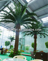 Tipos de plástico palmeira artificial para venda