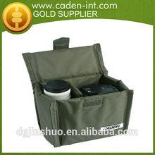 Folding Partition Padded Camera Bag Insert DSLR Divider Protection Case