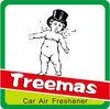 high quality customized air freshener/hanging paper car freshener