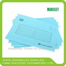 Modern Letter size hanging file/suspension file folders/file hanging