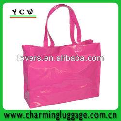 China factory promotional vinyl waterproof beach tote bag