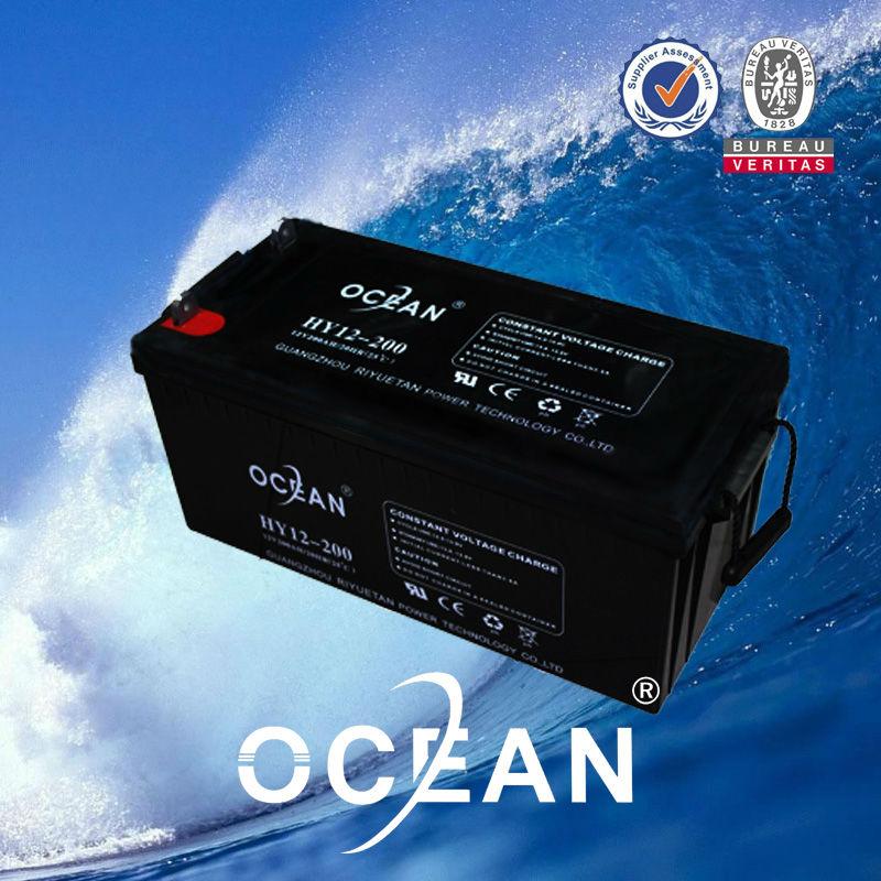 200ah 12v dry batteries for ups