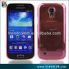 New transparent jelly tpu case for samsung galaxy s4 mini