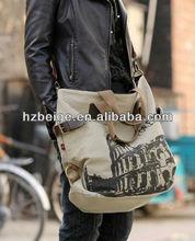 Fashion Handbag Satchel canvas Tote shoulder Messenger Bag