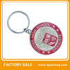 metal environmental blank smart key chain for sale