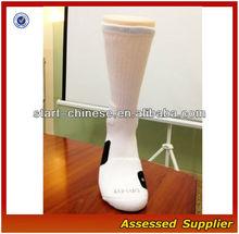 Wholesale Custom Crew Basketball Men's Socks/Custom Cushioning Basketball Elite Men's Socks Manufacturer