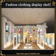 Popular clothes shop design
