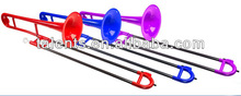 abs trombone trombone di plastica dalla cina