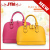 2014 Hot European style genuine leather shell ladies hand bag