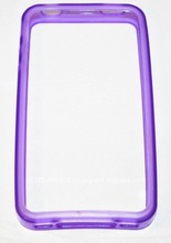 plastic bumper mobile phone case cover for Apple iphone 4