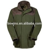 Outdoor winter Men waterproof hunting shooting jacket