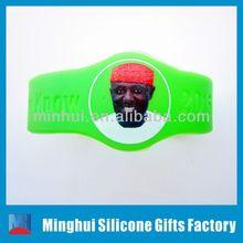 Celebrity Wholesale Bracelet Silicone Gifts
