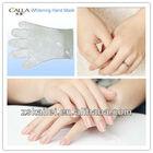 whiten and moisturizing skin hand mask
