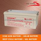 Sell good gel battery 12V 200AH for railway system