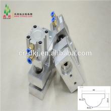 2014 hot sale pneumatic corner cutting machine for plastic bag