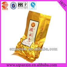 vacuum sealed coffee /tea plastic bags
