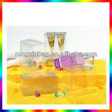 Custom pvc box for toy packaging