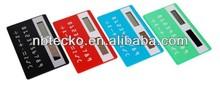 Mini ultra- ince kartı hesap