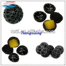 aquarium foam filter sponge bio ball with cotton