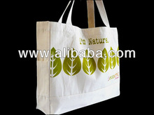 100% Organic Shopping Bag & Promotional Shopping Bag