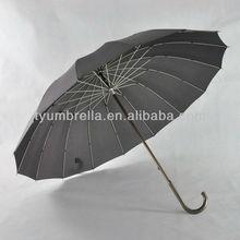 manual open straight umbrella company