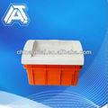 Ao ar livre do disjuntor elétrico caixa de plástico, impermeável placa de distribuição