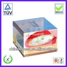 Popular clear APET box, APET packaging box