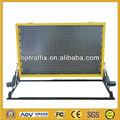 Full led de matriz de led signo mensaje un tamaño con tamaño de la pantalla 1670*1040mm