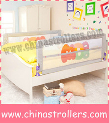 baby bed rail easy to assemble
