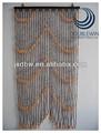 de bambú cadena de colgar cortinas de cuentas decorativas diseños de imágenes