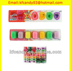 tasty 7pcs mini jelly pudding/fruit jelly pudding/pudding cup