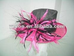 2013 new sinamay hat
