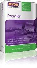 MYOB Premier Small Business Accounting Software