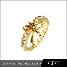 CDE 2015 golden ring design