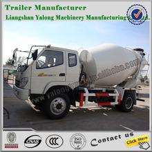 china motorcycle trailer manufacturers concrete mixer semi trailer