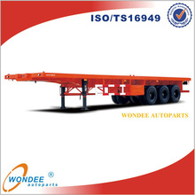 China WONDEE 40ftContainer Semi Truck Bed