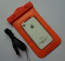waterproof cellphone bag for samsung/i phone/blackberry/htc