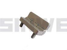 chrome plating zinc flat Industrial cabinet door soft close hinge