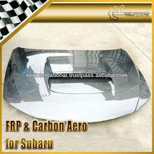 FOR SUBARU Impreza 2008 GRB STI Carbon Fiber OEM Hood Bonnet