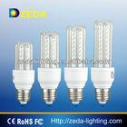 3U shape 3W 6W B22 e27 led bulb huizhuo lighting