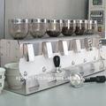 шесть шлифовальный станок кофе в зернах несколько конической