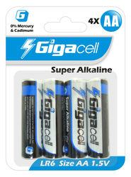 Size AA Battery Super alkaline LR6 battery