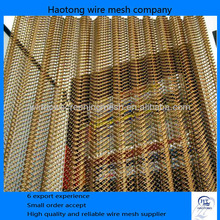 Haotong New Type Good Quality Best Factory Price Manufacture Brass Decorative Wire Mesh Price