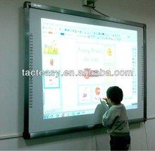 smart whiteboard,white ip board dual pen