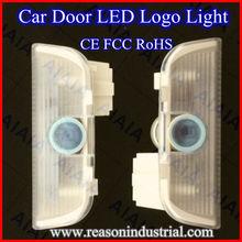 no drill led car projector logo projector/ car door led ghost shadow welcome light,led car door logo laser projector light