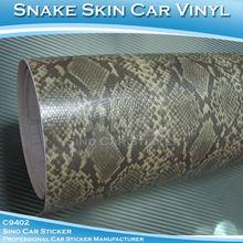 Snake Skin Vinyl Film For Car Wrap Air Bubble Free 1.52*30m