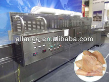 commercial industrial meal tray microwave dryer Machine /Microwave Drying machine/Sterilizing Machine