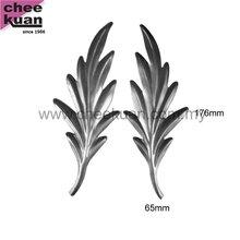Decorative Wrought Iron Parts - Leaf